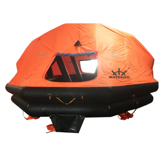 SOLAS Throw Overboard Self-righting Inflatable Life Raft