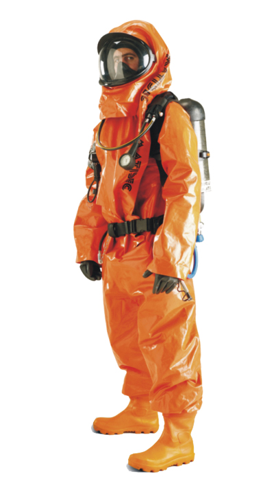 Heavy Duty Chemical Suit