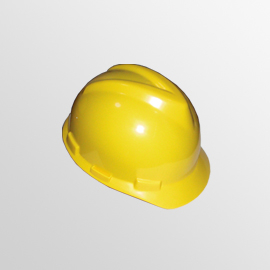 ABS Safety Helmet V Type