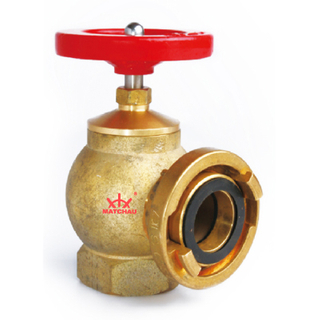 BSP Thread Fire Hydrant