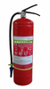 Foam Fire Extinguisher with Propellant Gas Cartridge